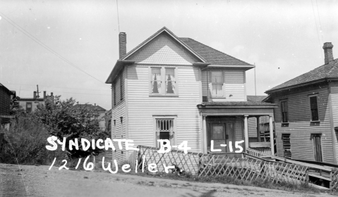 Filipino Christian House, Puget Sound Archives