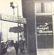 Weller Street Mission